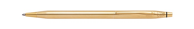 21st Century Limited-Edition 21K Solid-Gold Ballpoint Pen