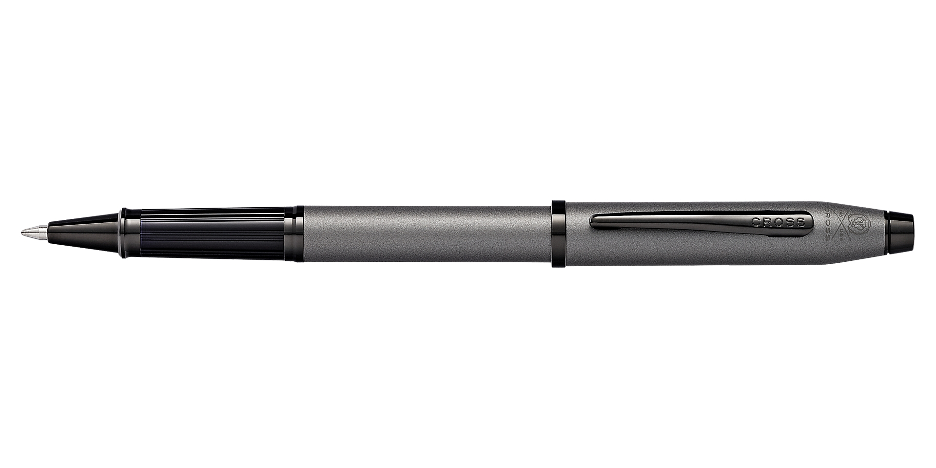 Cross Century II Gunmetal Gray Rollerball Pen Picture
