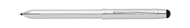 Tech3+ Engraved Platinum Plate Multifunction Pen
