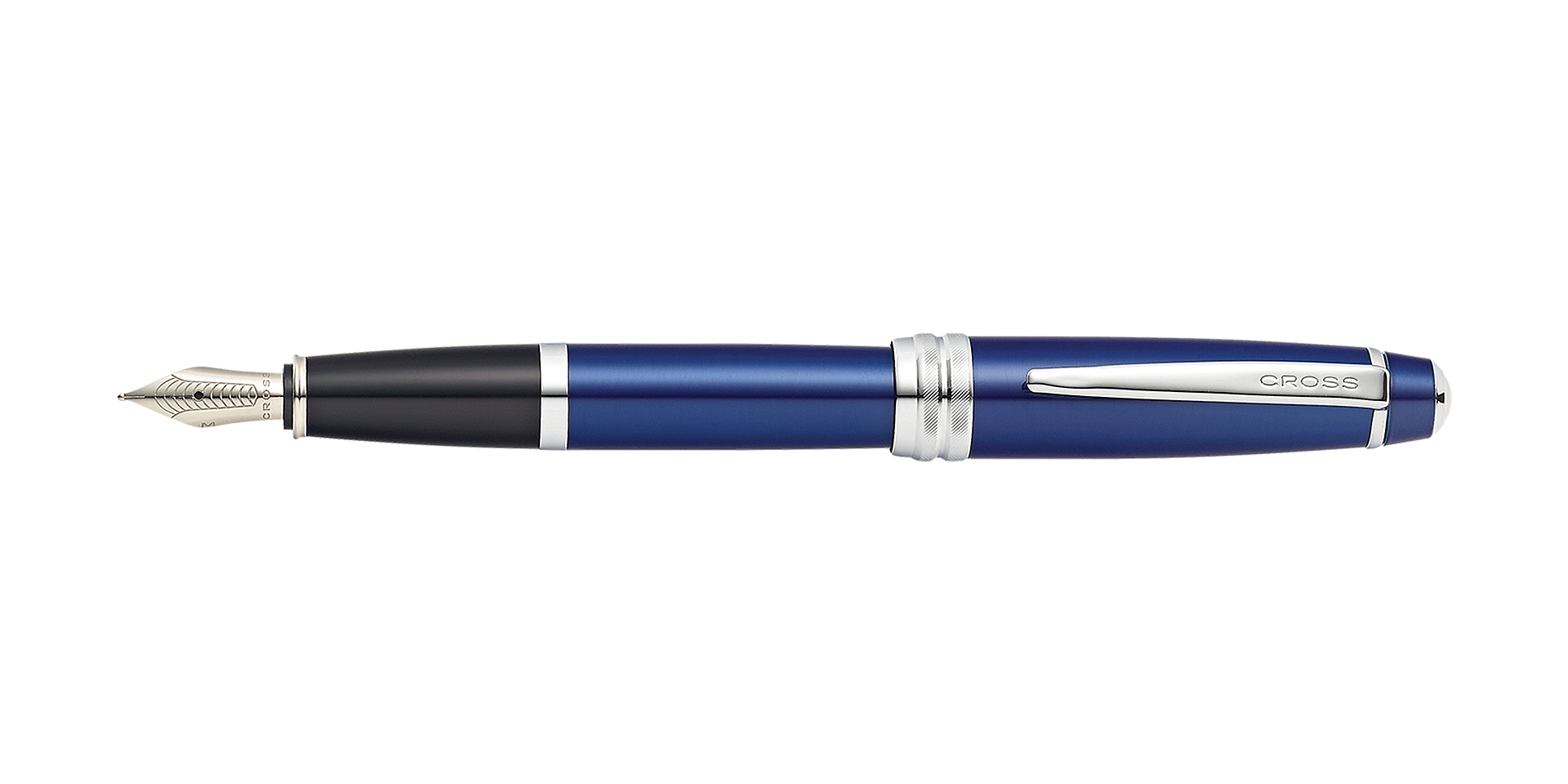Cross Bailey Blue Lacquer Fountain Pen Picture