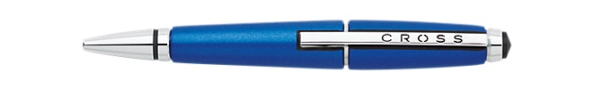 Edge Nitro Blue Gel Ink Pen