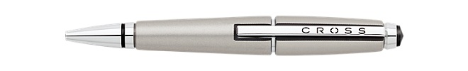 Edge Sonic Titanium Gel Ink Pen