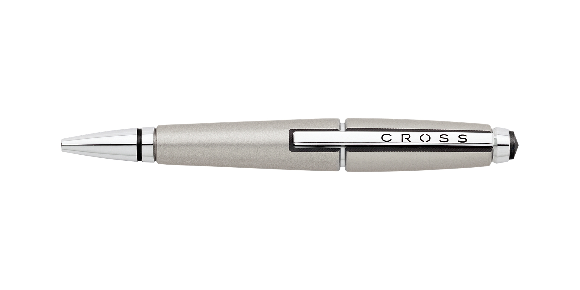 Cross Edge Sonic Titanium Gel Ink Pen Picture