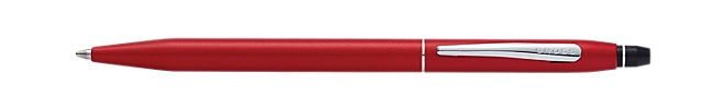 Stylo Bille Click Rouge Carmin