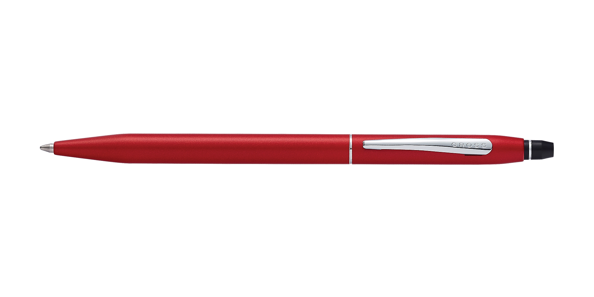 Cross Click Crimson Ballpoint Pen Picture