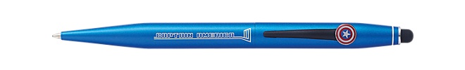 Stylo Multifonctions Cross Marvel Tech2 Captain America