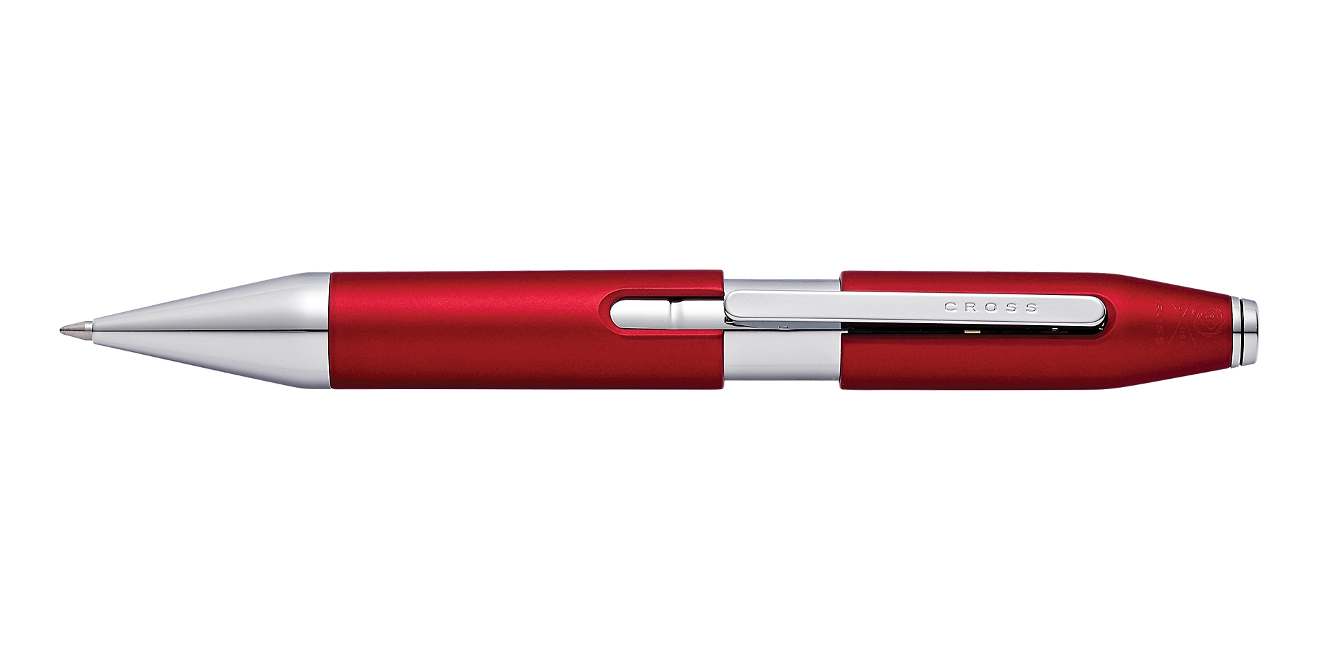 Cross Cross X Crimson Red Rollerball Pen Picture