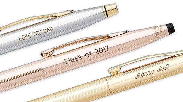Special offers on printed, stylus, and personalized business pens