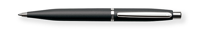 Sheaffer VFM Matte Black Ballpoint Pen