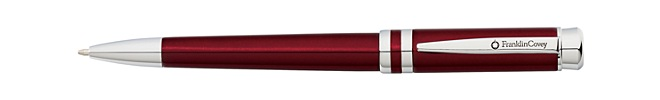 Freemont Vineyard Red Lacquer Ballpoint Pen