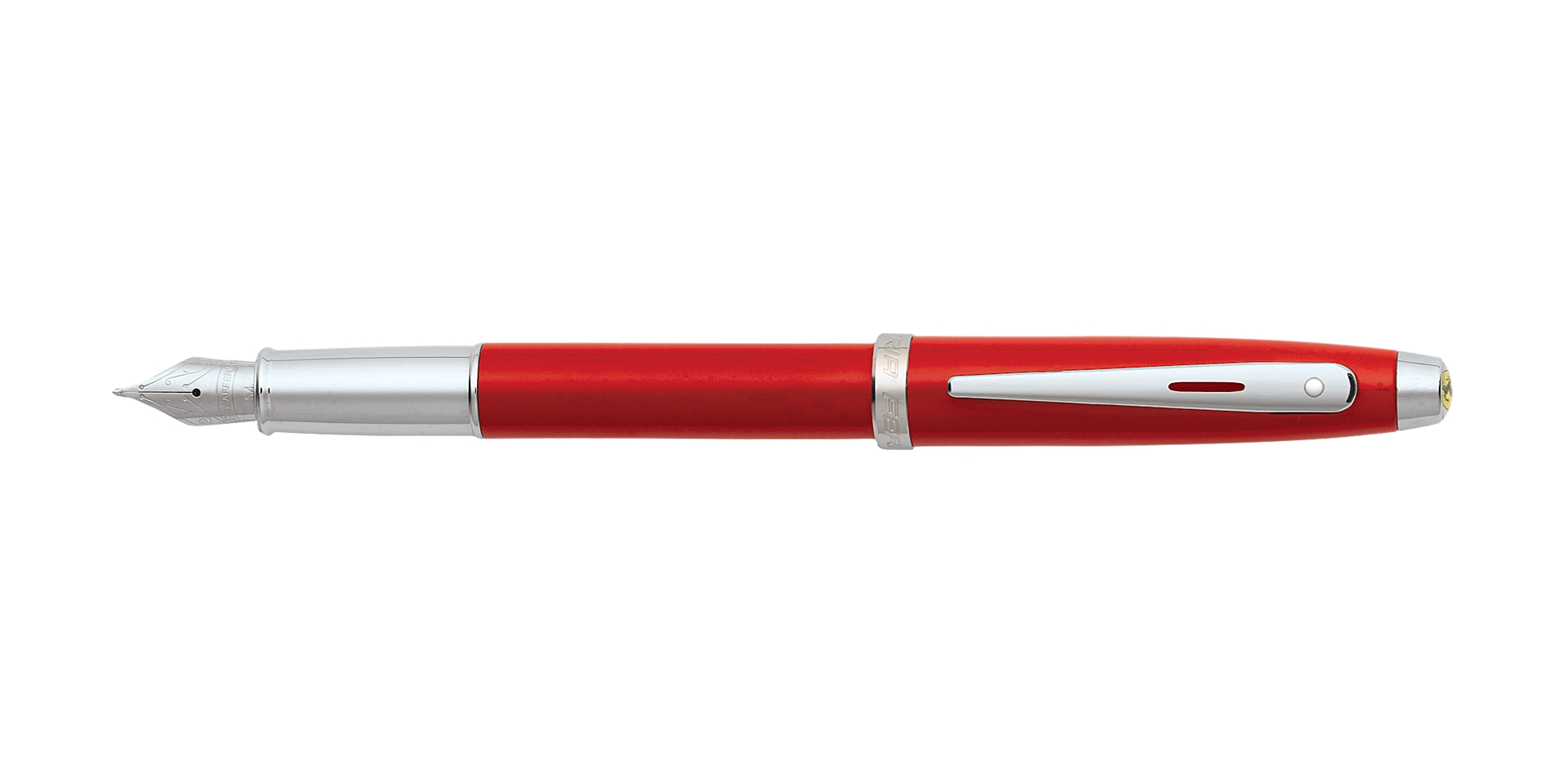 Cross Sheaffer® Ferrari 100 Rosso Corsa Fountain Pen Picture