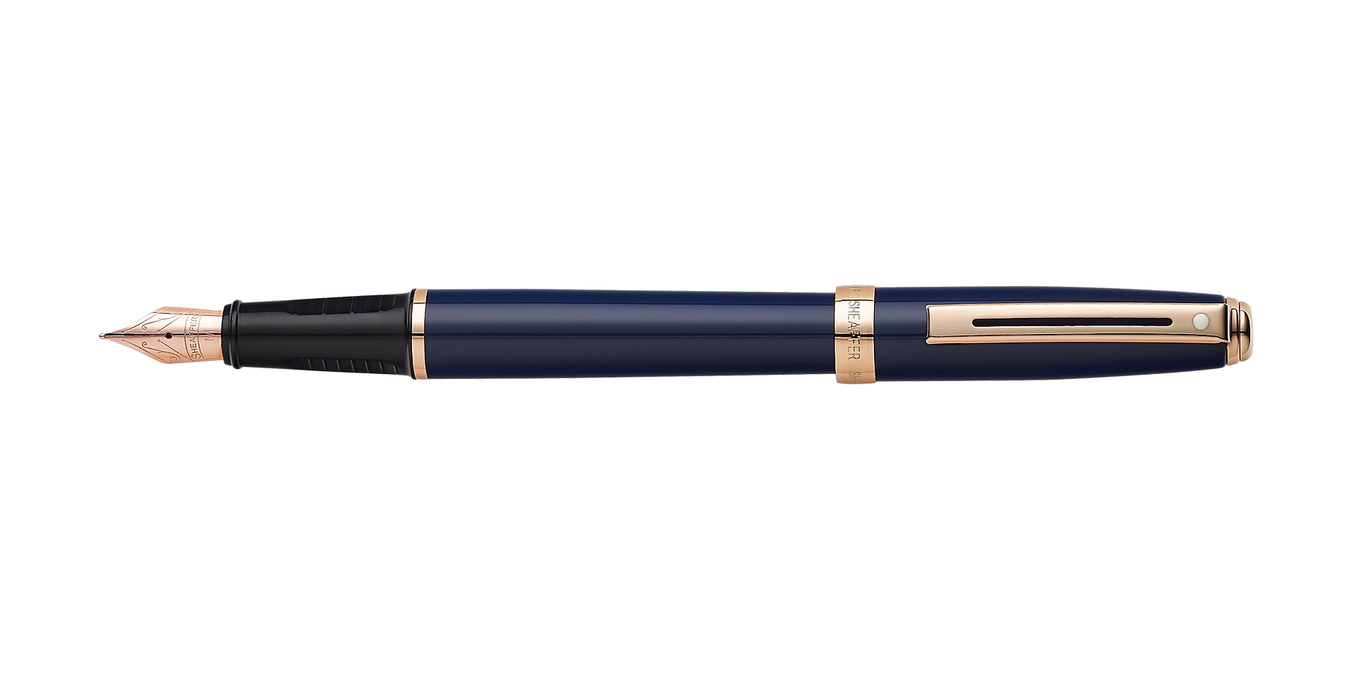 Cross Sheaffer Prelude Cobalt Blue Fountain Pen Picture