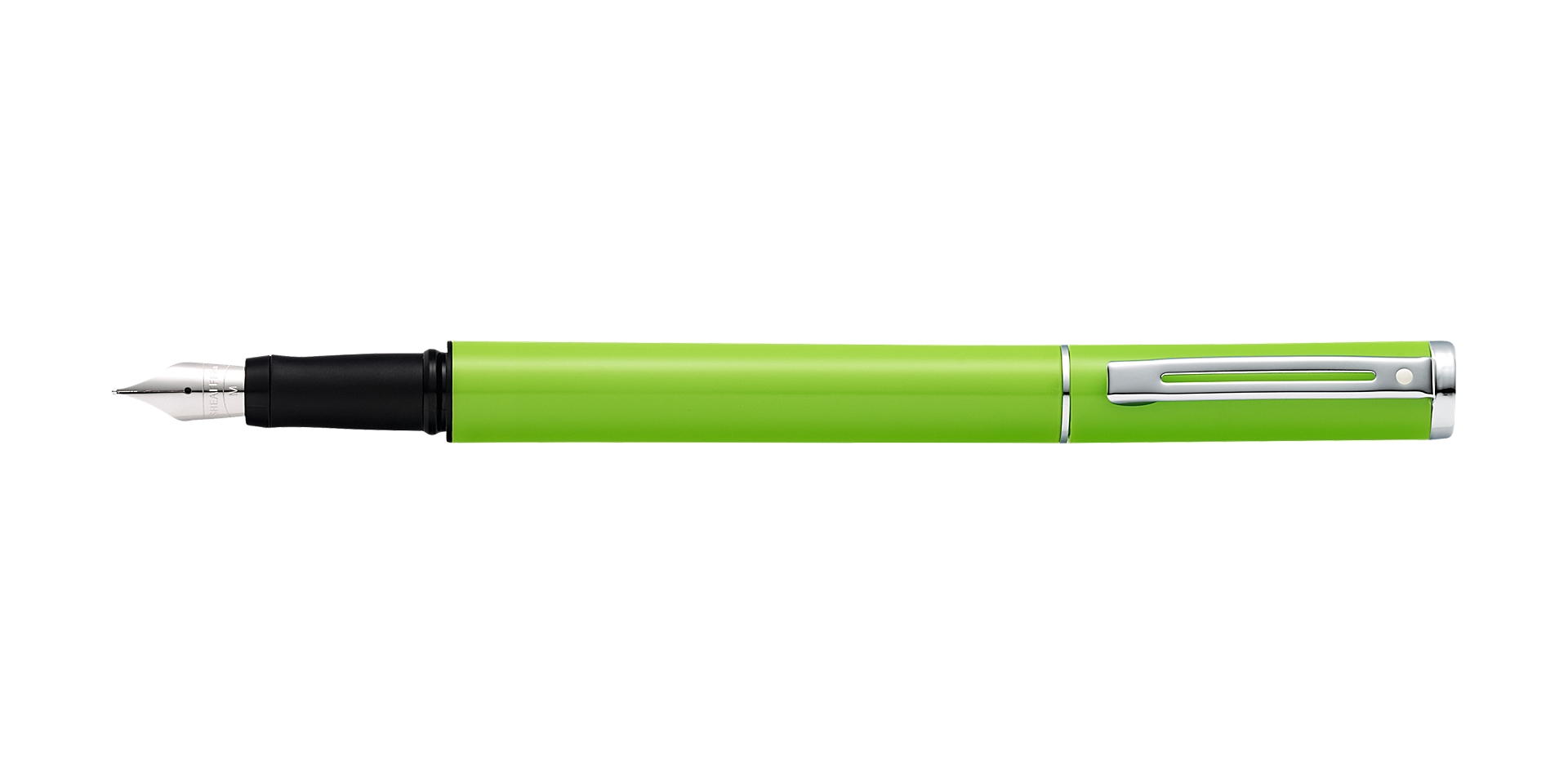 Cross Sheaffer Pop Lime Green Fountain Pen - with Medium Nib Picture