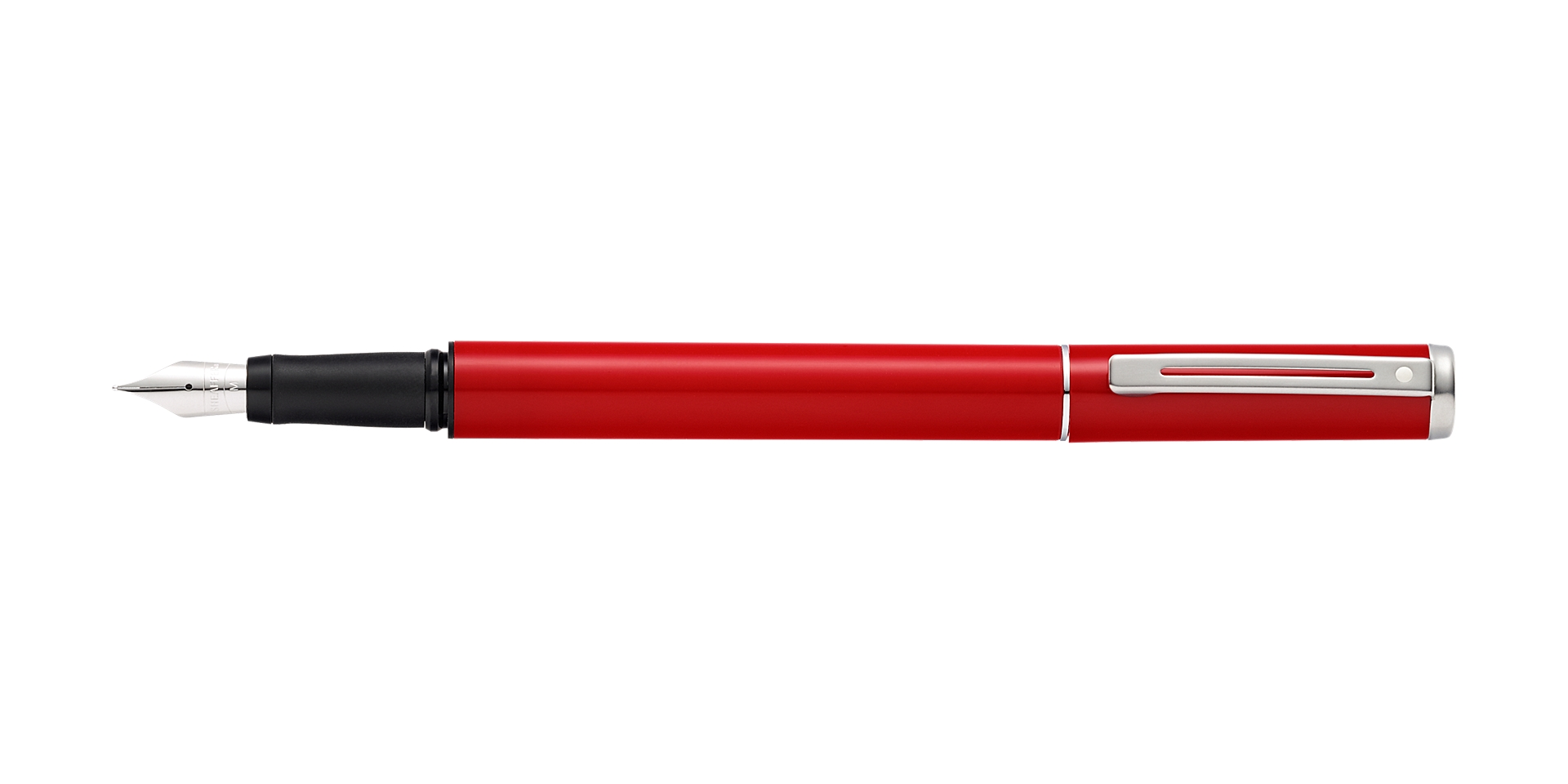 Cross Sheaffer Pop Red Fountain Pen - with Medium Nib Picture