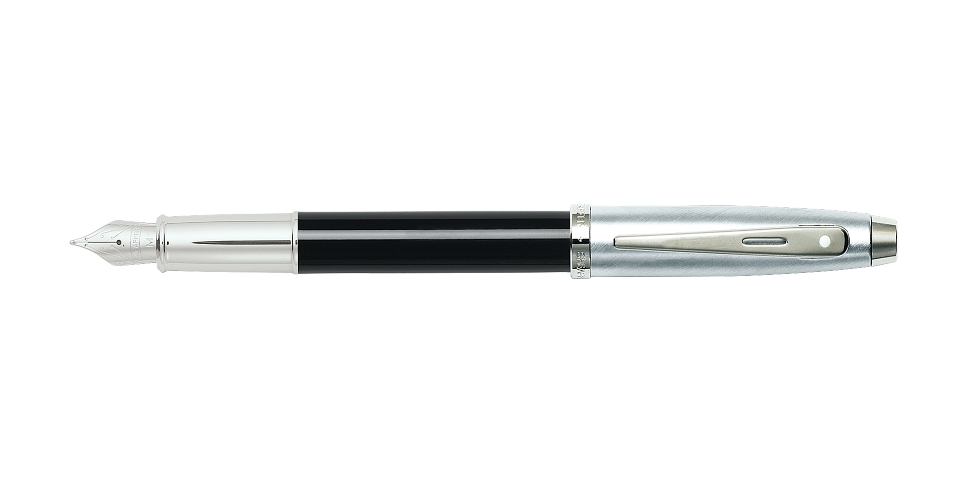 Cross Sheaffer® 100 Black Fountain Pen Picture