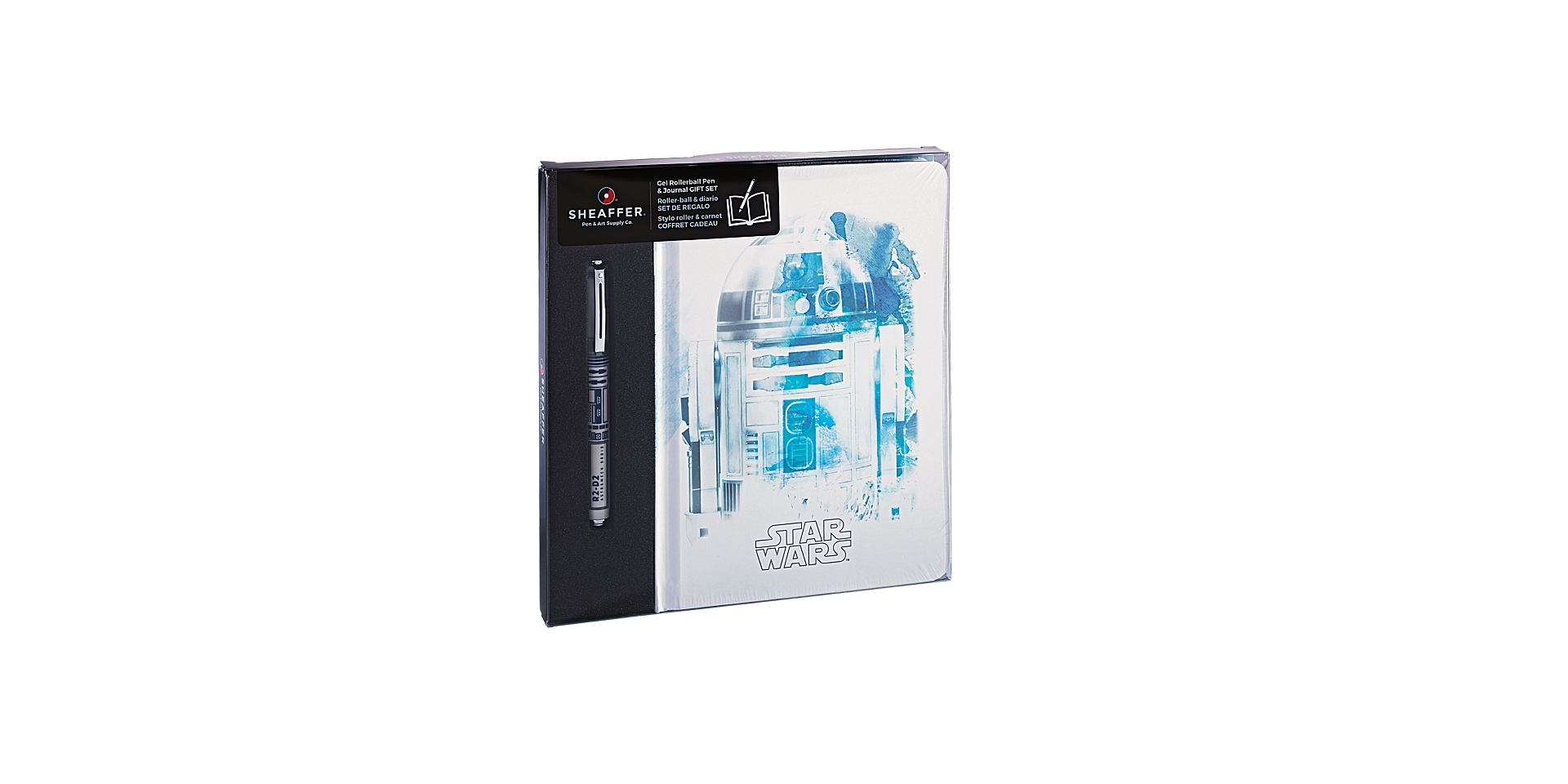 Cross The Sheaffer Star Wars™ R2-D2™ Pop and Journal Gift Set Picture