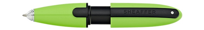 Sheaffer Ion Lime Green Gel Rollerball Pen