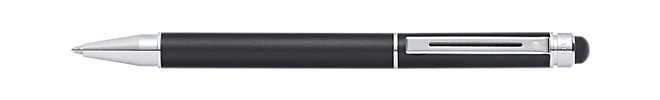 Sheaffer Switch Metallic Black Ballpoint Pen & Stylus