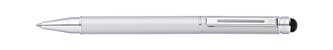 Sheaffer Switch Satin Chrome Ballpoint Pen & Stylus