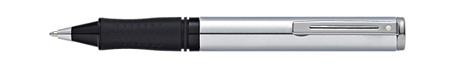 Sheaffer Award Brushed Chrome Ballpoint Pen