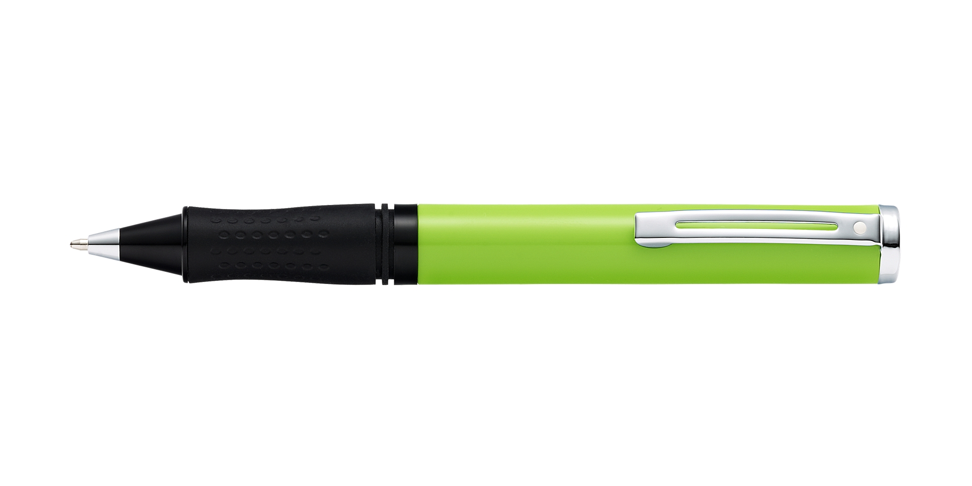 Cross Sheaffer Pop Lime Green Ballpoint Pen Picture
