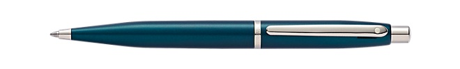 Sheaffer® VFM Peacock Blue Ballpoint Pen