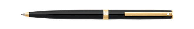Sheaffer® Sagaris® Gloss Black Ballpoint Pen