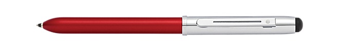 Sheaffer Quattro Metallic Red Multifunction Pen