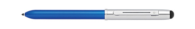 Sheaffer Quattro Metallic Blue Multifunction Pen
