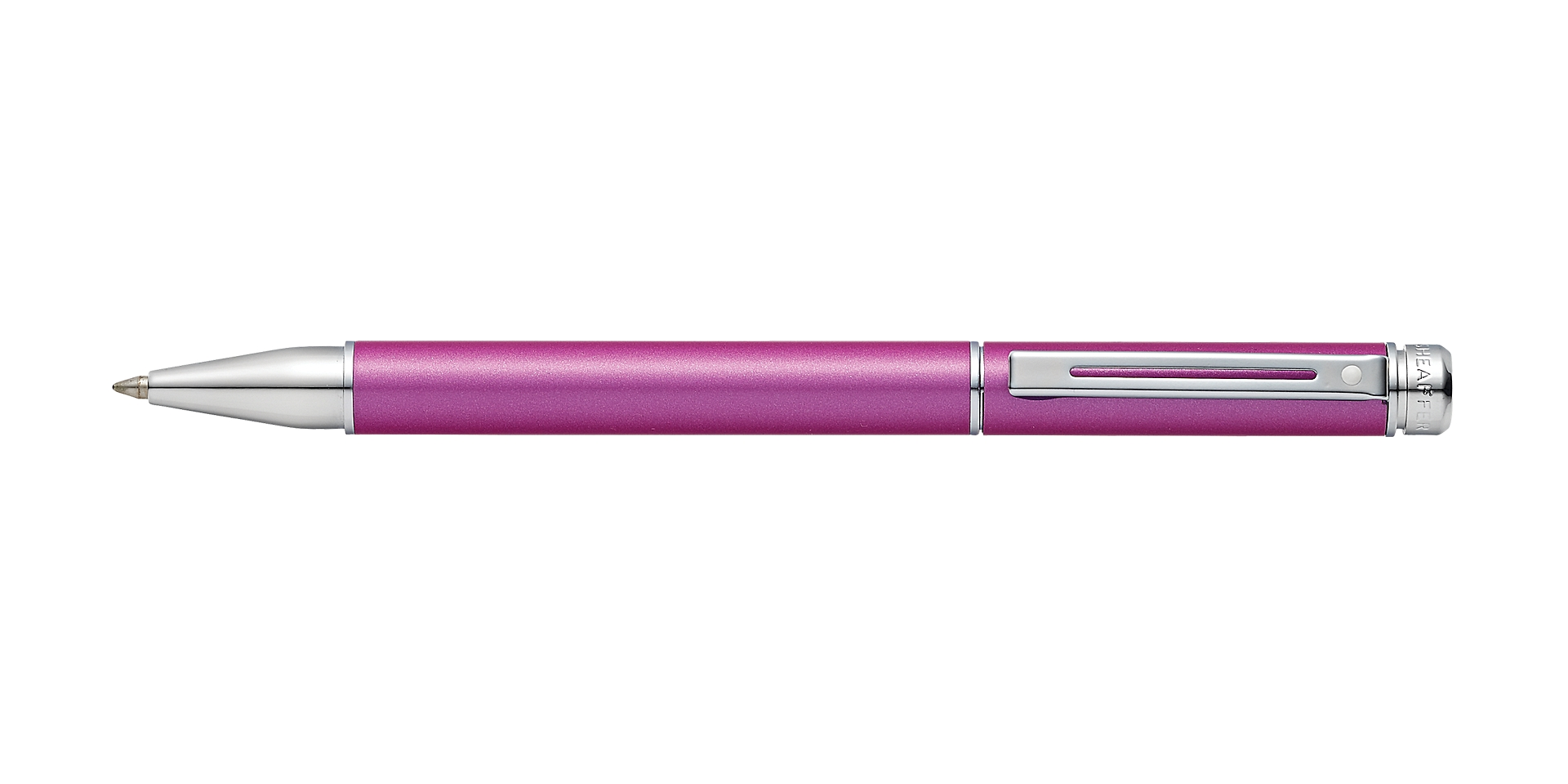 Cross Sheaffer 200 Matte Metallic Pink Ballpoint Pen Picture