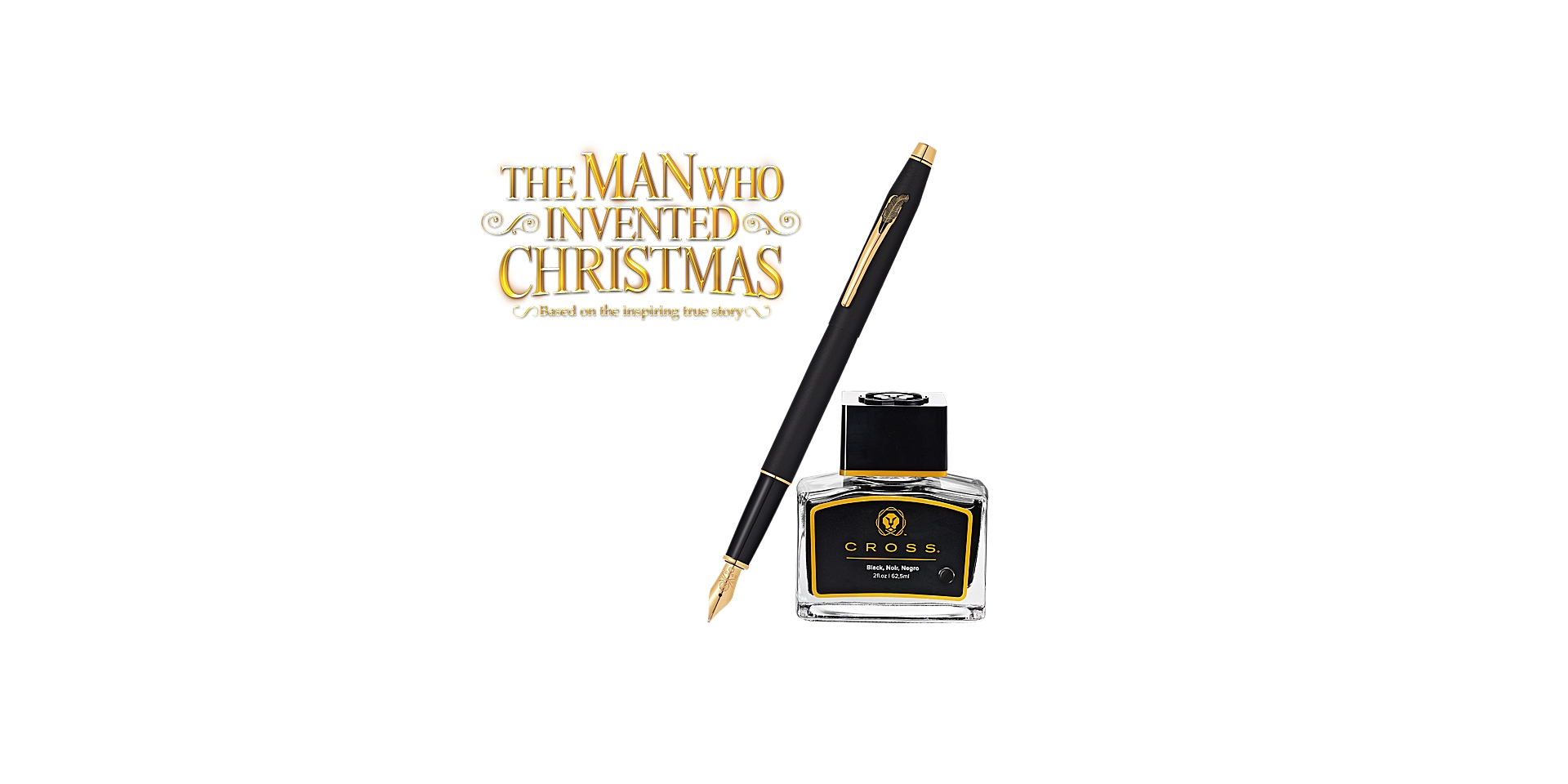Cross Classic Century Classic Black and 23KT Gold-Plate Fountain Pen and  ... Picture