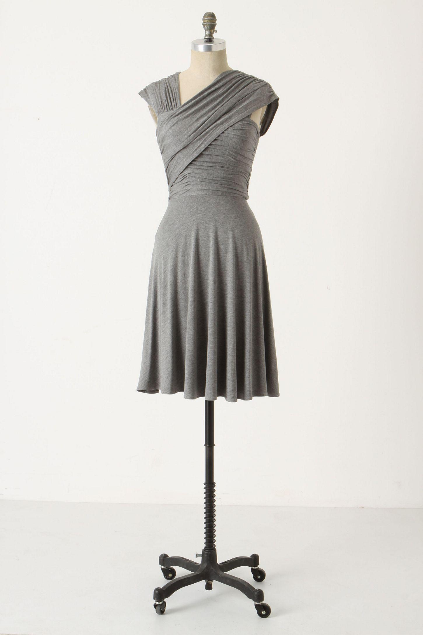 7b13f3a52369 Dreamy Drape Dress | Anthropologie