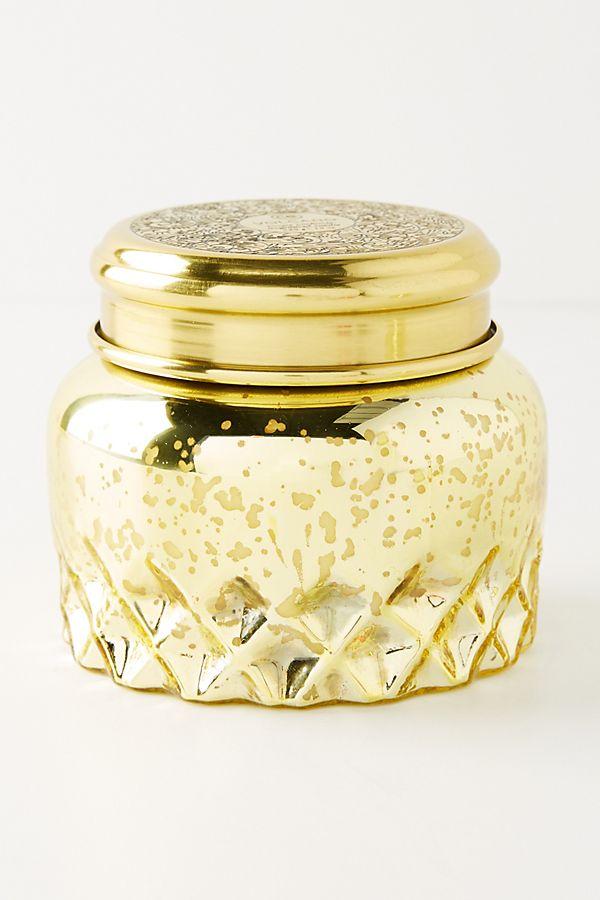 Capri Blue Volcano Jar Candle Anthropologie