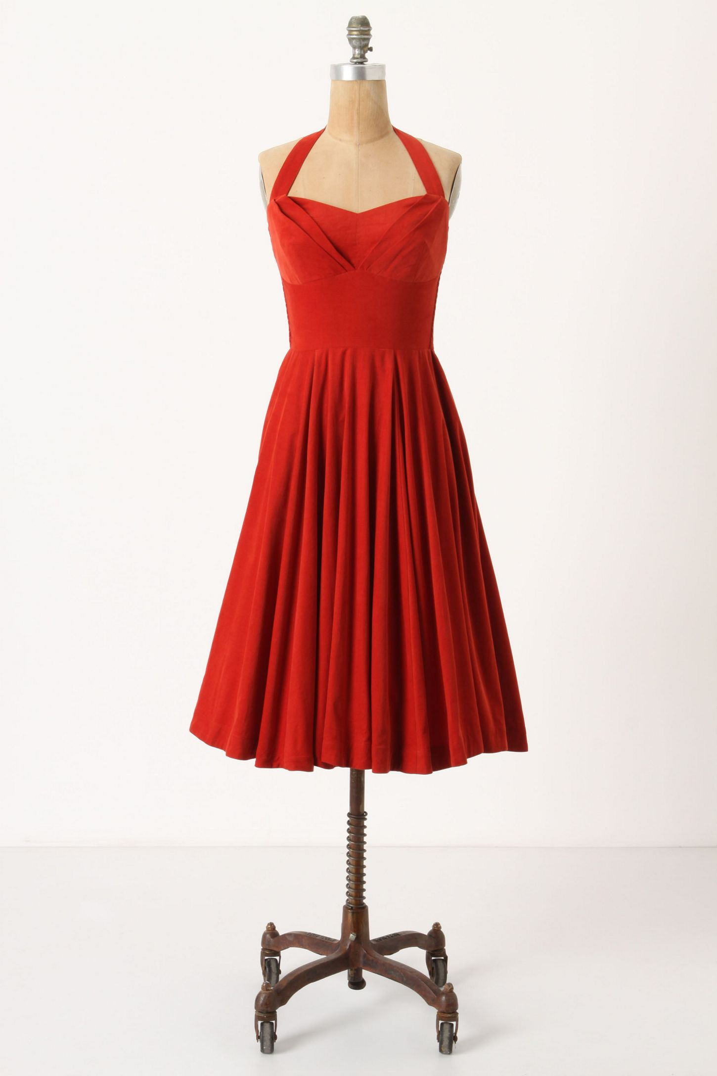 be1c2e5403cf Rodna Halter Dress | Anthropologie