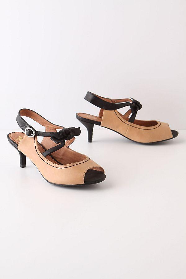 9752ced3b08 Black-Tie Kitten Heels
