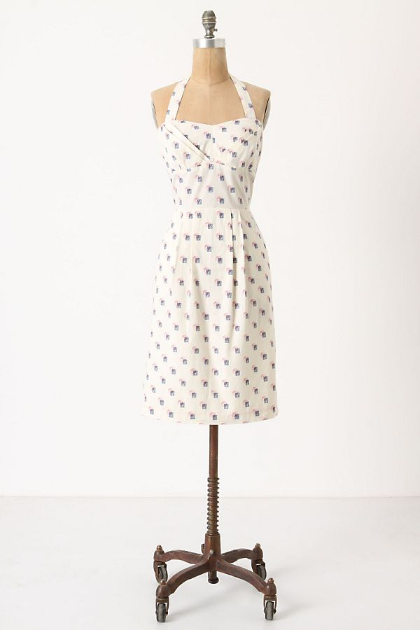 bd80a89ba3f3 Sincerely Paris Halter Dress | Anthropologie