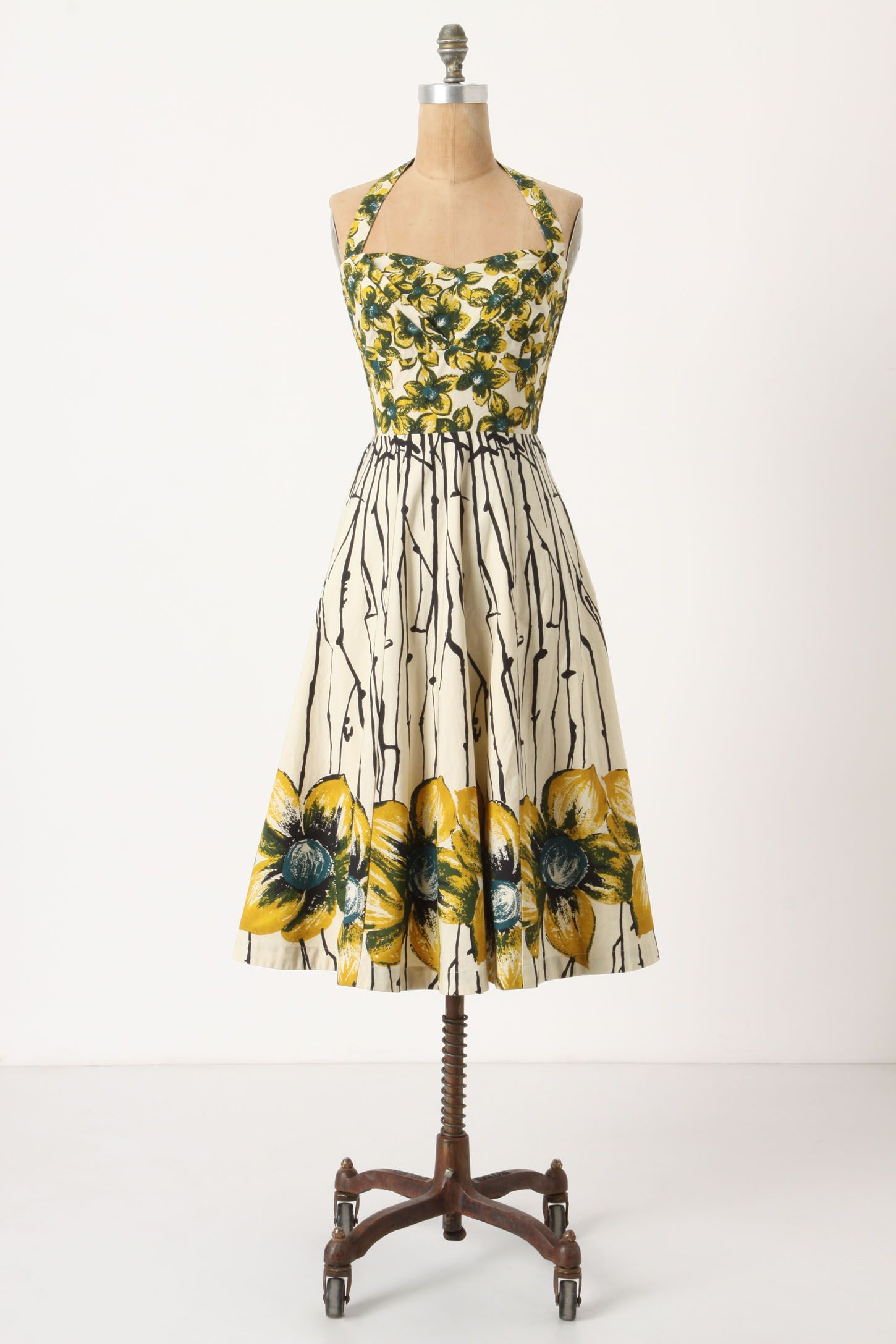 e215f34a58b3 Burgeoning Hypericum Dress | Anthropologie