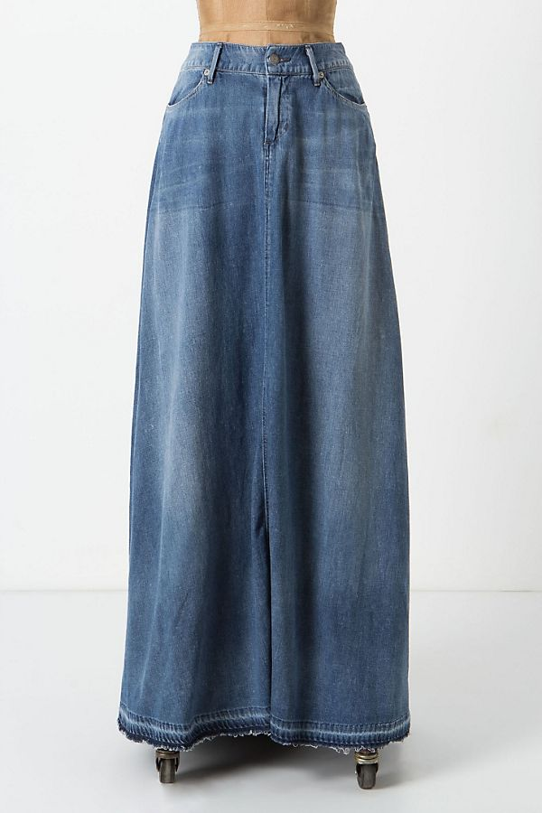 2c9631bd7e Citizens Of Humanity Anja Maxi Skirt | Anthropologie