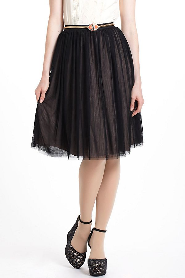 09b5ca2646 Tulle Party Skirt | Anthropologie