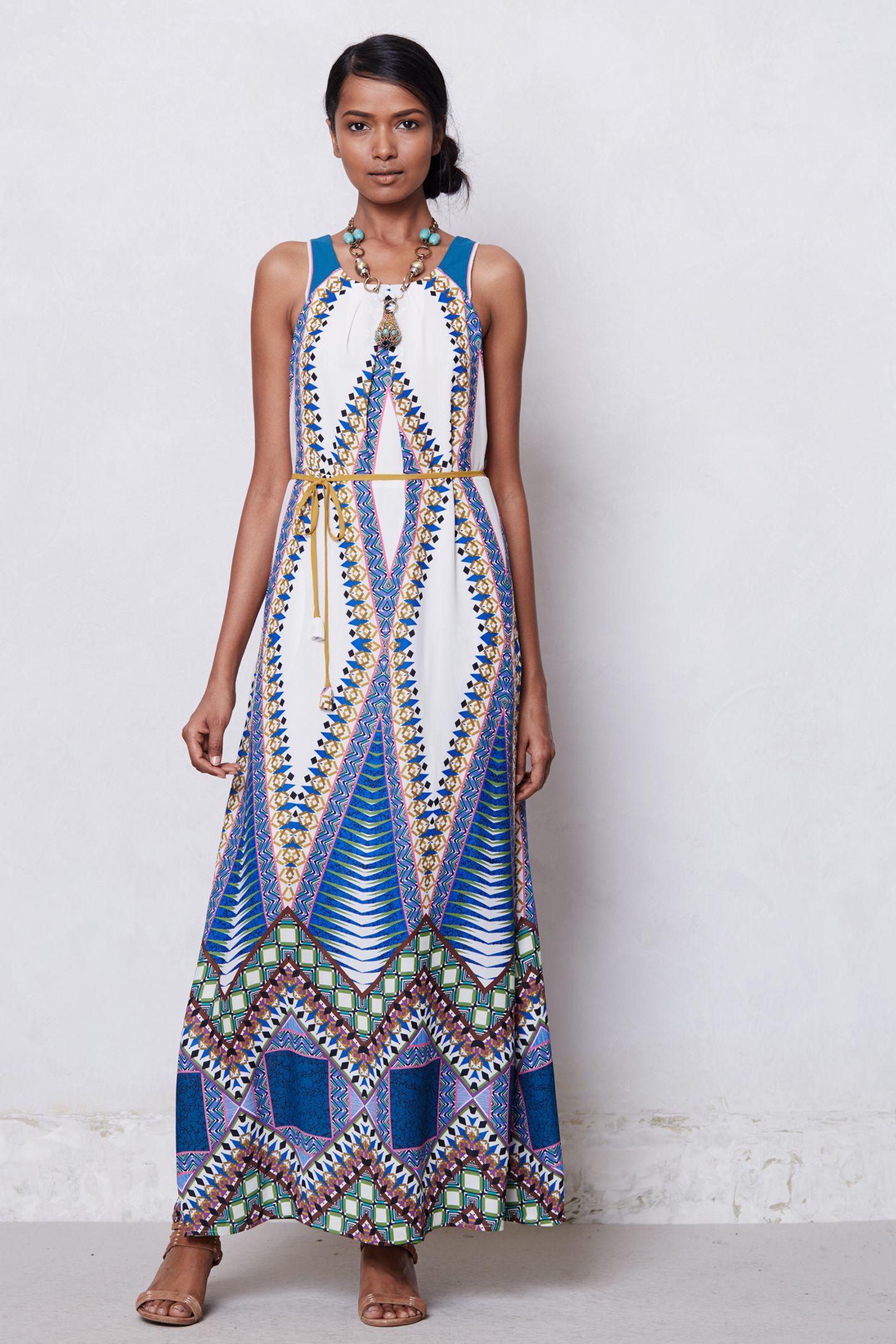 815d3a1d27951 Pakpao Maxi Dress | Anthropologie