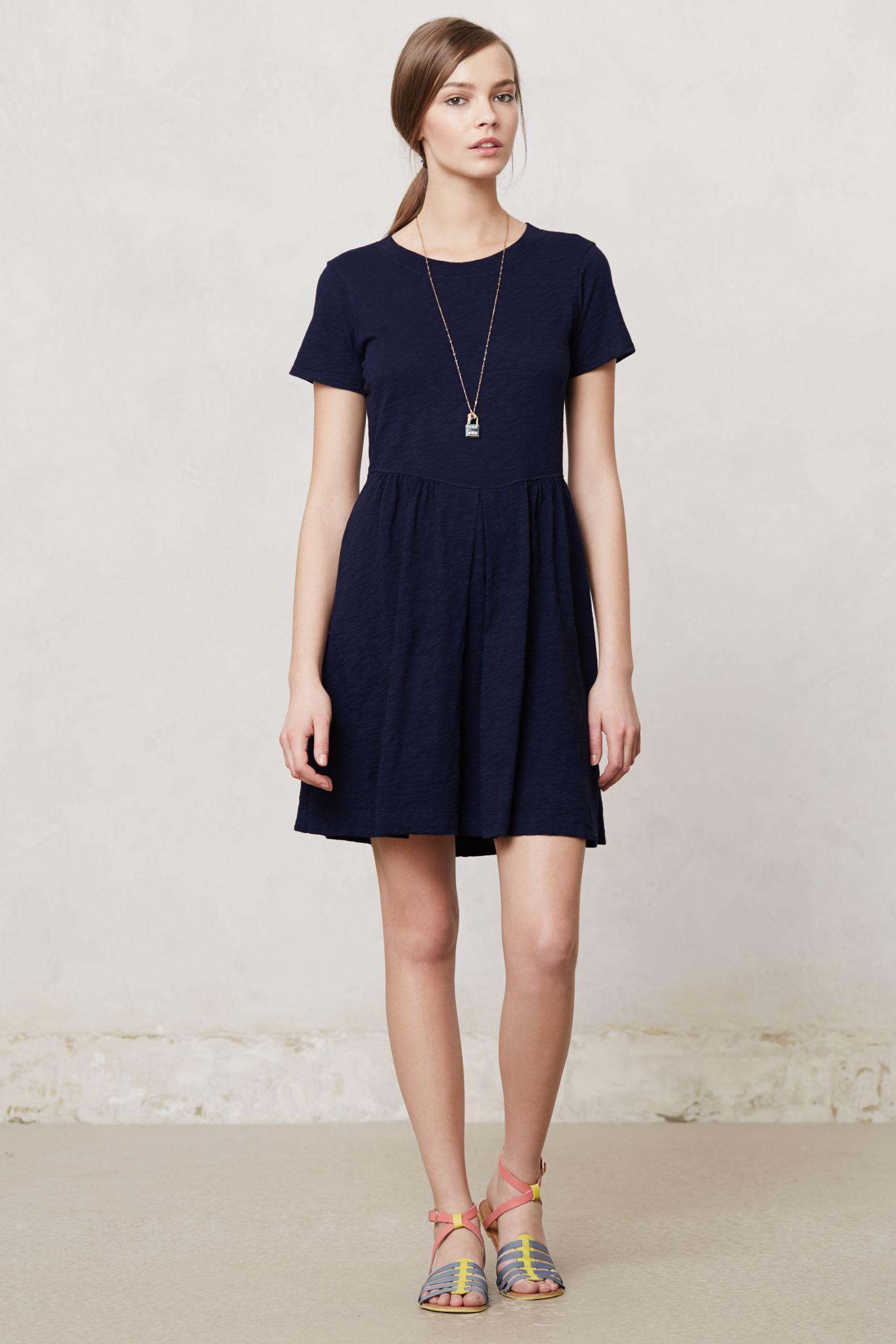 7b6e4521968e Pleated Lapis Dress | Anthropologie
