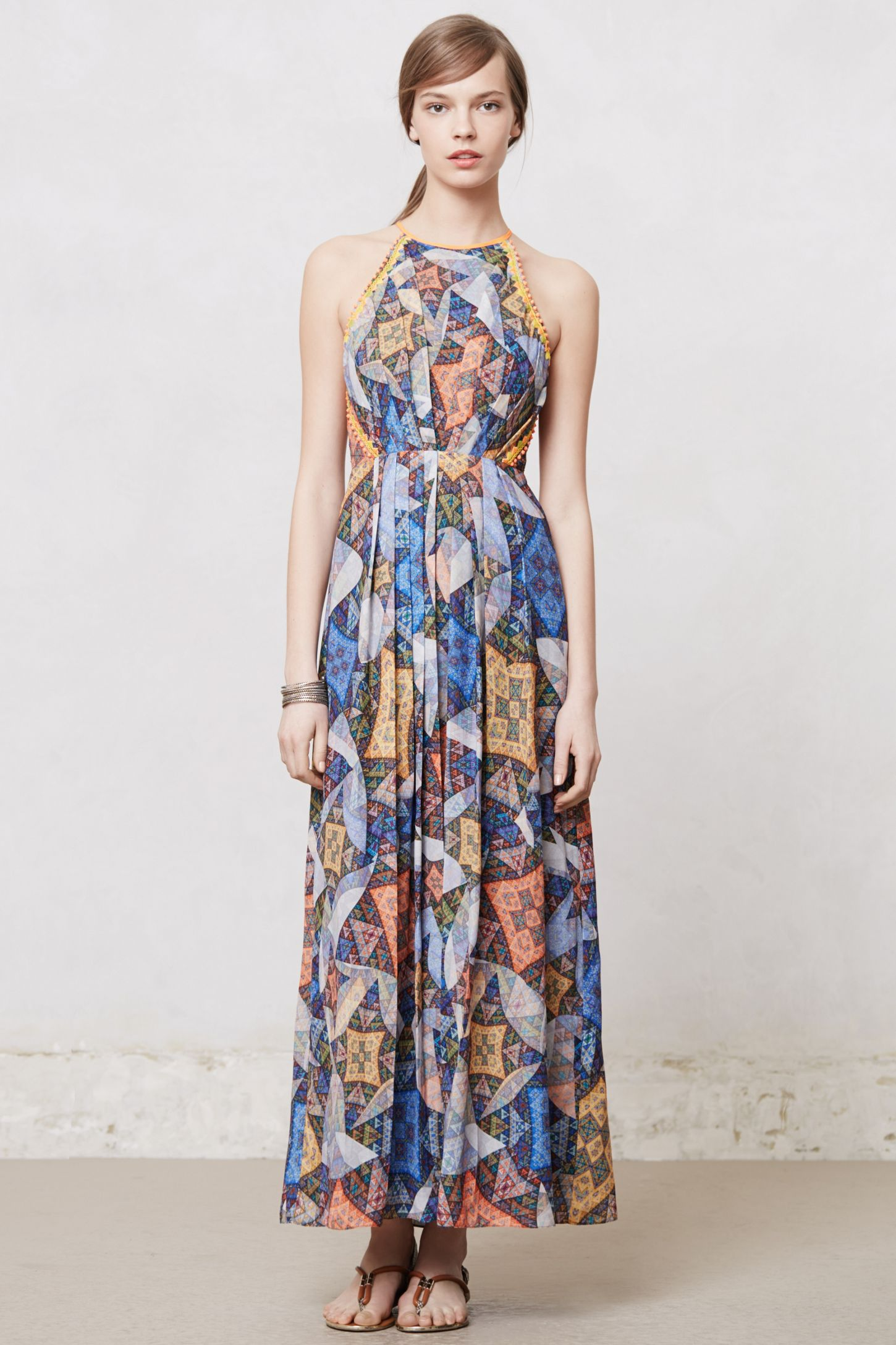 ab3c0a519188 Condesa Maxi Dress | Anthropologie
