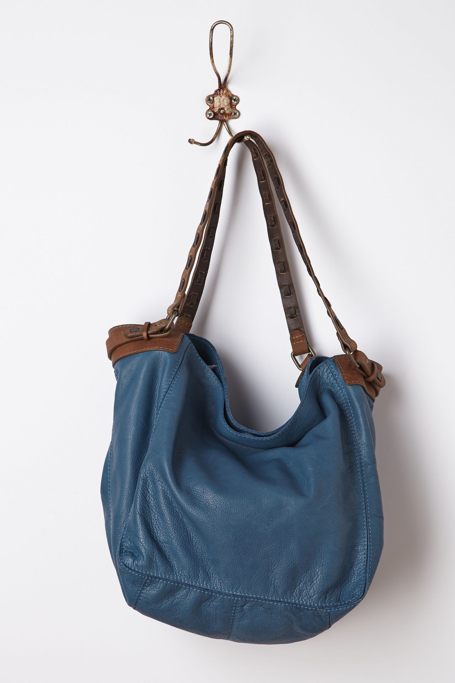 f7f394010c Slouchy Leather Hobo