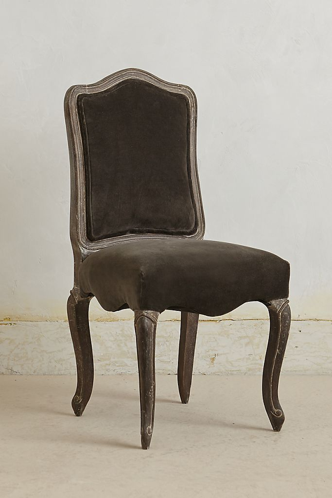 Velvet Beatrix Dining Chair | Anthropologie