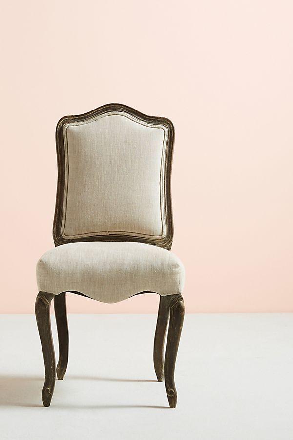 Peachy Linen Beatrix Dining Chair Unemploymentrelief Wooden Chair Designs For Living Room Unemploymentrelieforg