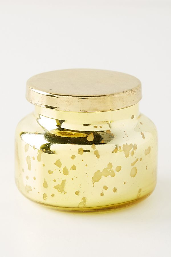 324f8923a22e6f Mini Capri Blue Volcano Jar Candle   Anthropologie