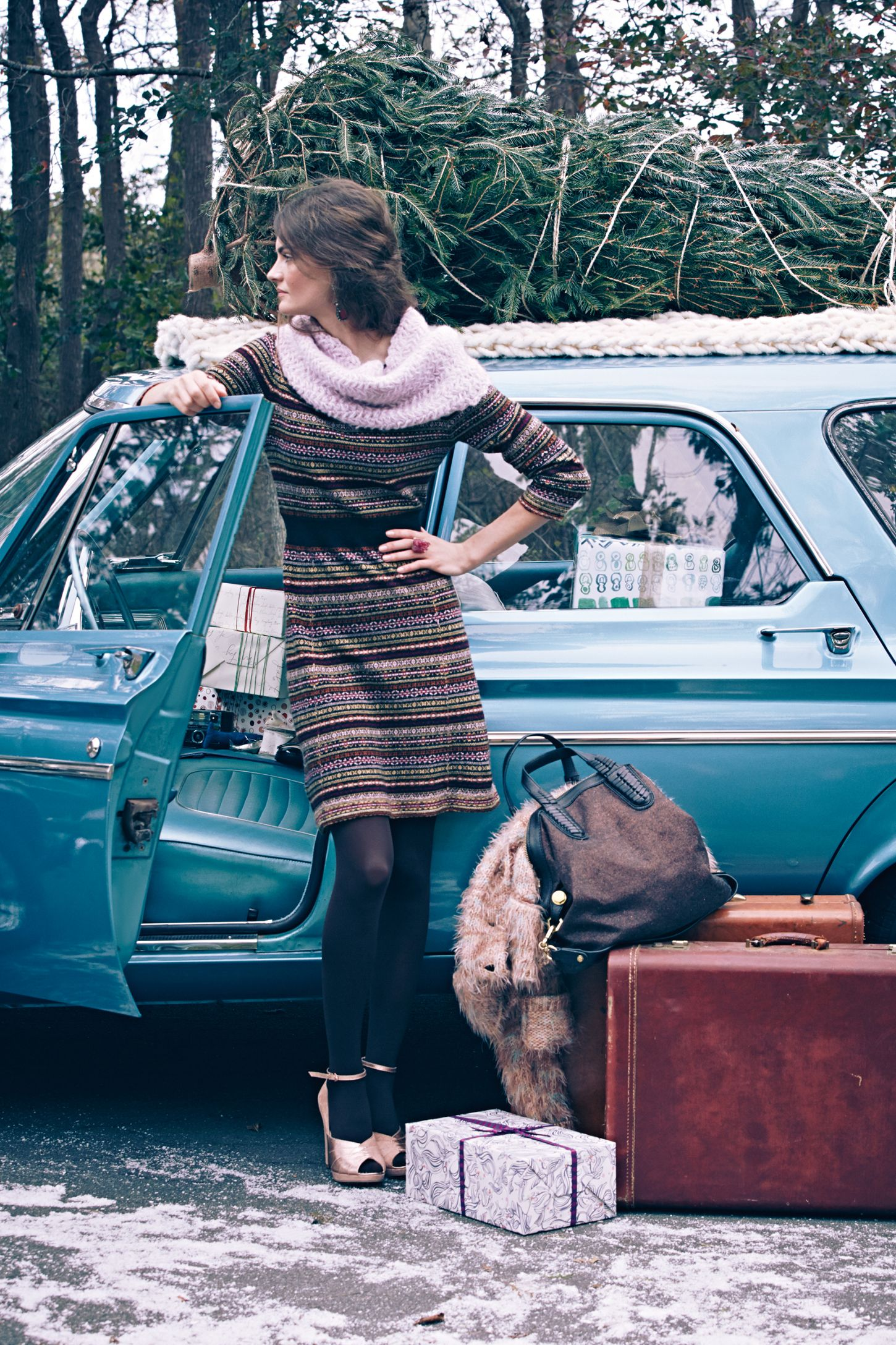 c12868ef723 Clara Sweater Dress