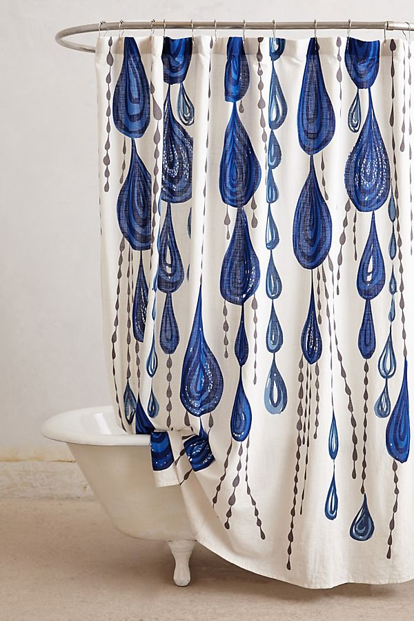 Slide View 1 Jardin Des Plantes Shower Curtain