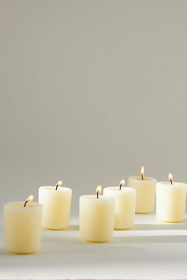 Slide View: 1: Capri Blue Votives, Set of 6