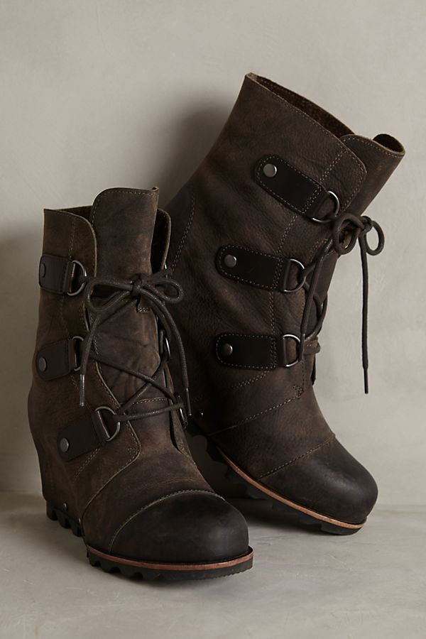 7ff7da9f5b8 Sorel Joan of Arctic Wedge Boots
